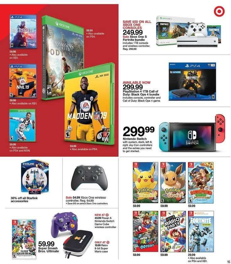 Target flyer 12 09 2018 - 12 15 2018 | Weekly-ads us