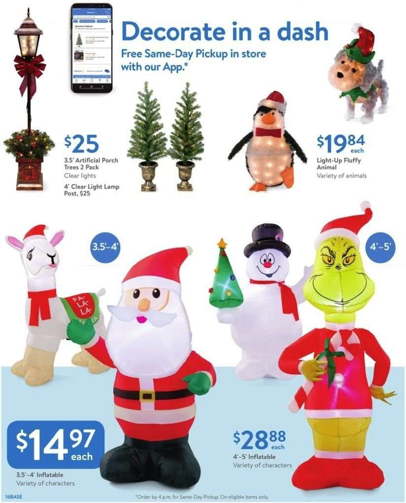 Current Walmart flyer 11.30.2018 - 12.15.2018 | Weekly-ads.us