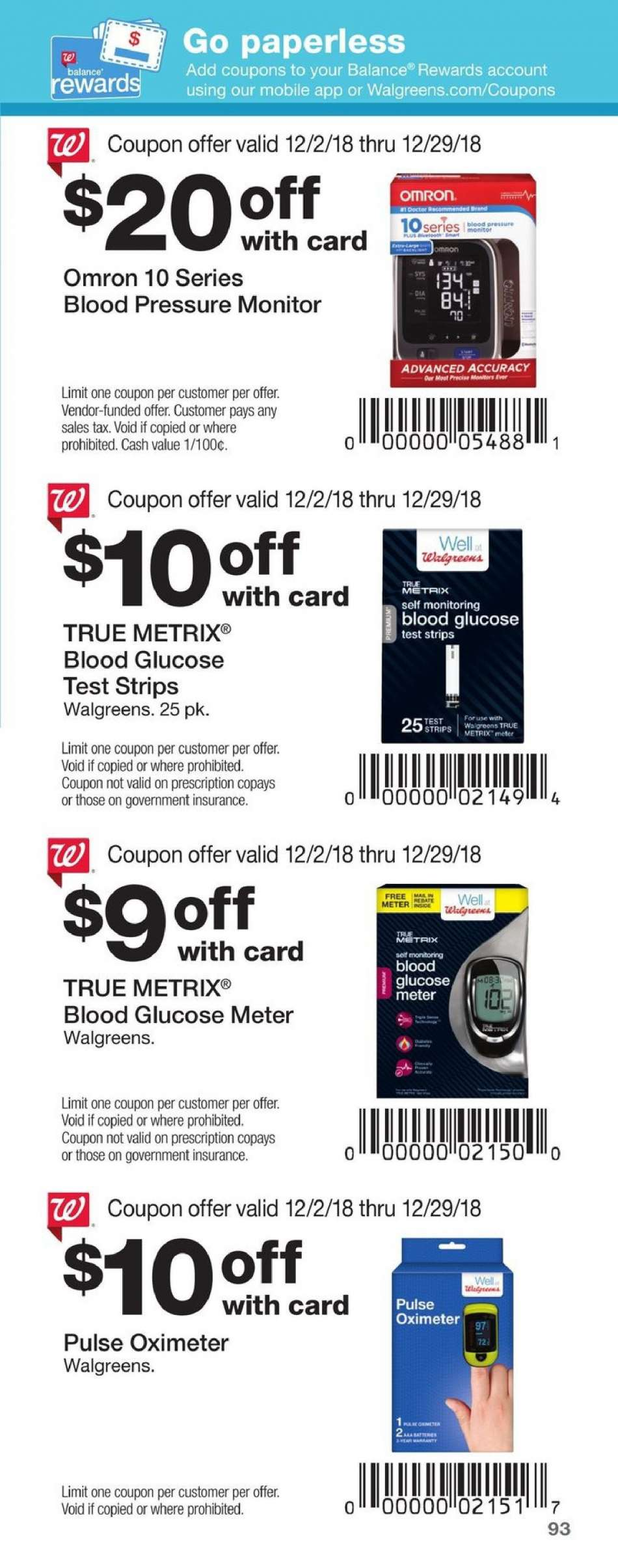 Current Walgreens flyer 12.02.2018 - 12.29.2018 | Weekly-ads.us