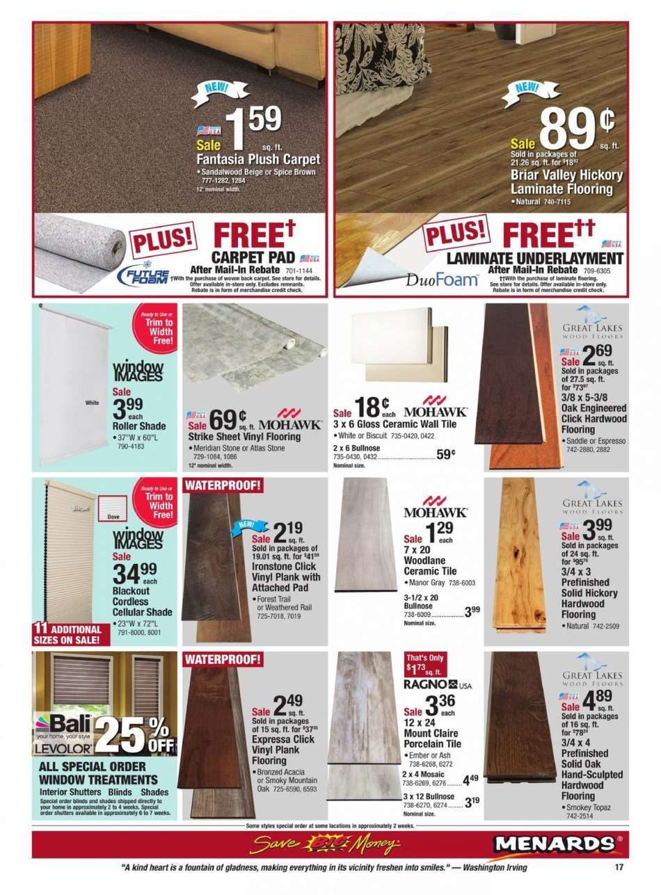 Menards flyer 12 09 2018 - 12 24 2018 | Weekly-ads us