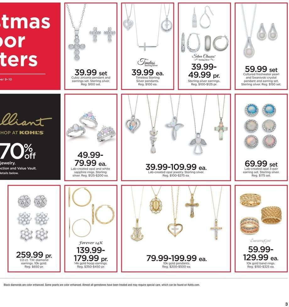 Current Kohl S Flyer 12 09 2018 12 15 2018 Weekly Ads Us