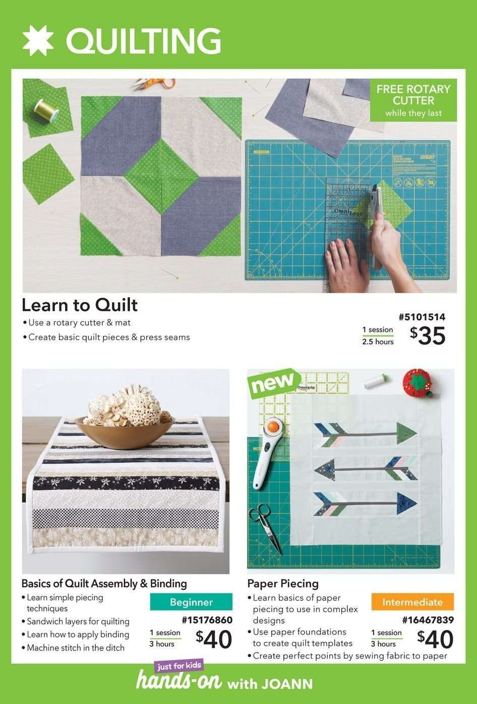 Jo-Ann flyer 11 30 2018 - 02 28 2019 | Weekly-ads us