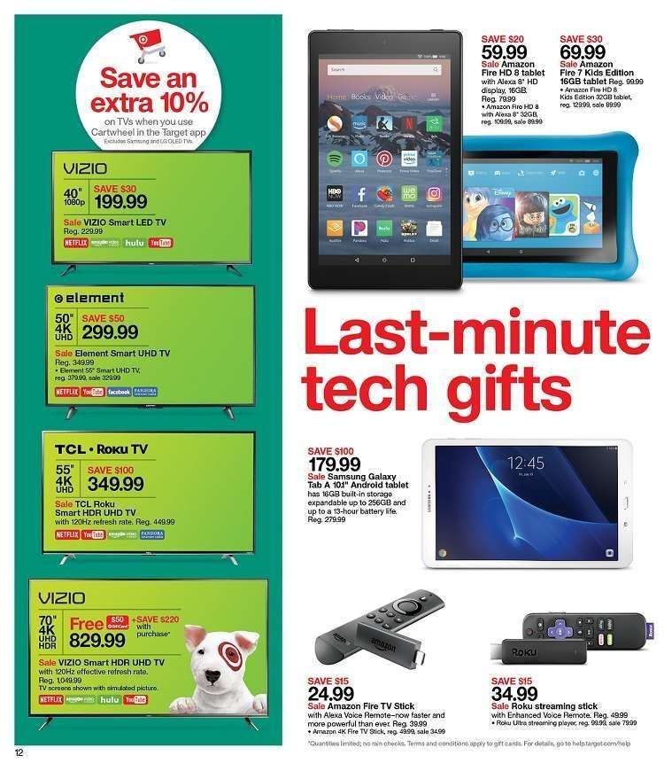 Target flyer 12 16 2018 - 12 22 2018 | Weekly-ads us