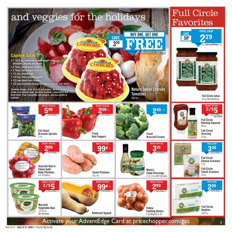 Price Chopper flyer 12 16 2018 - 12 22 2018 | Weekly-ads us