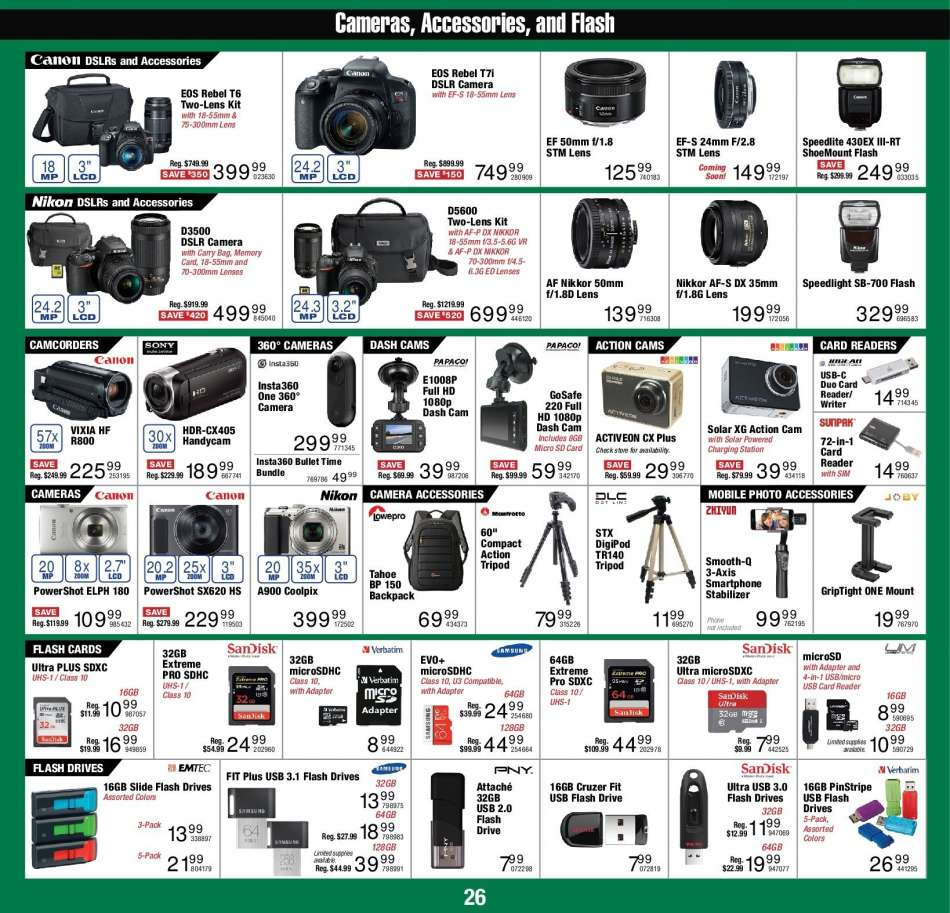 Micro Center flyer 12 17 2018 - 12 30 2018 | Weekly-ads us
