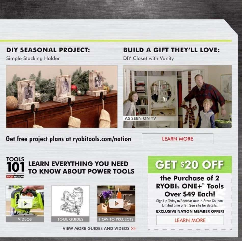 The Home Depot Flyer 12 14 2018 02 03 2019 Weekly Ads Us