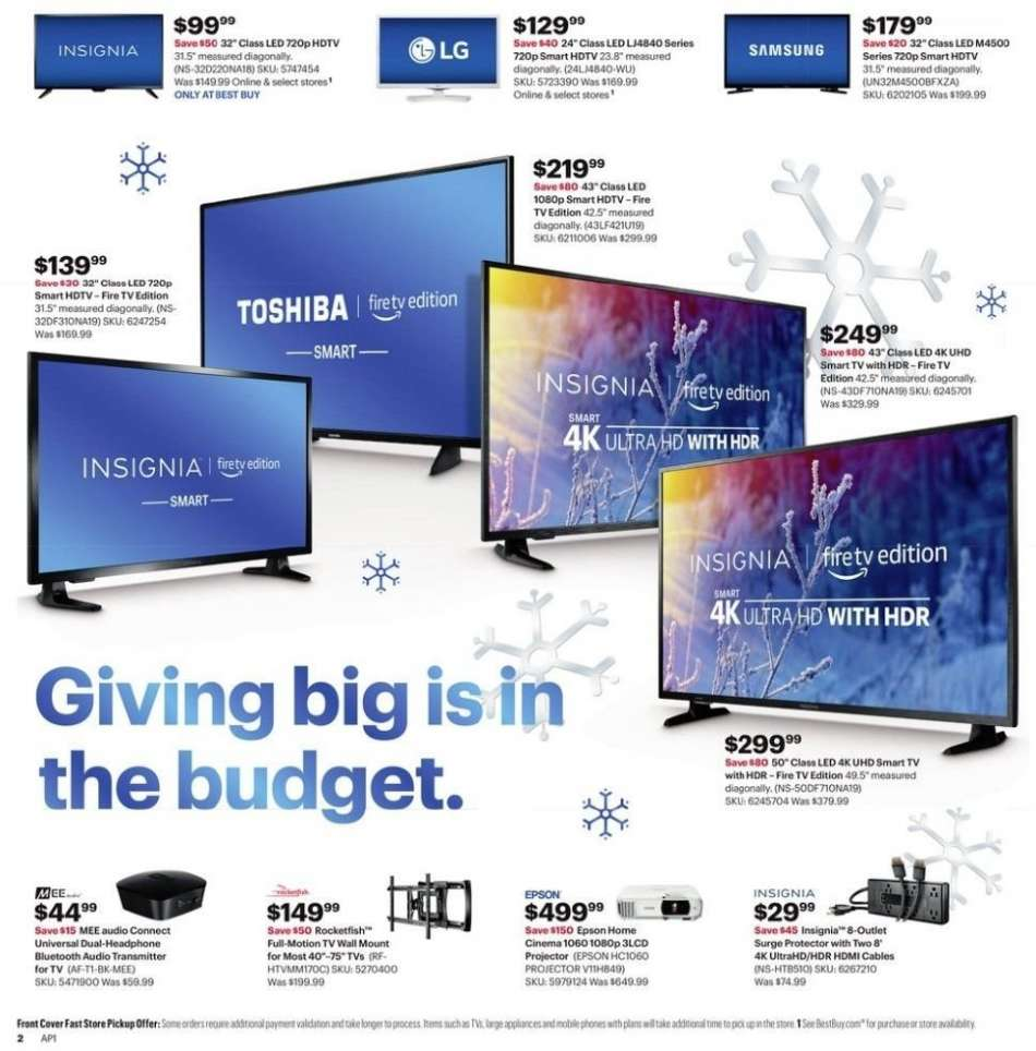fe72bc984357 Best Buy Flyer - 12.23.2018 - 12.29.2018 - Sales products - bluetooth