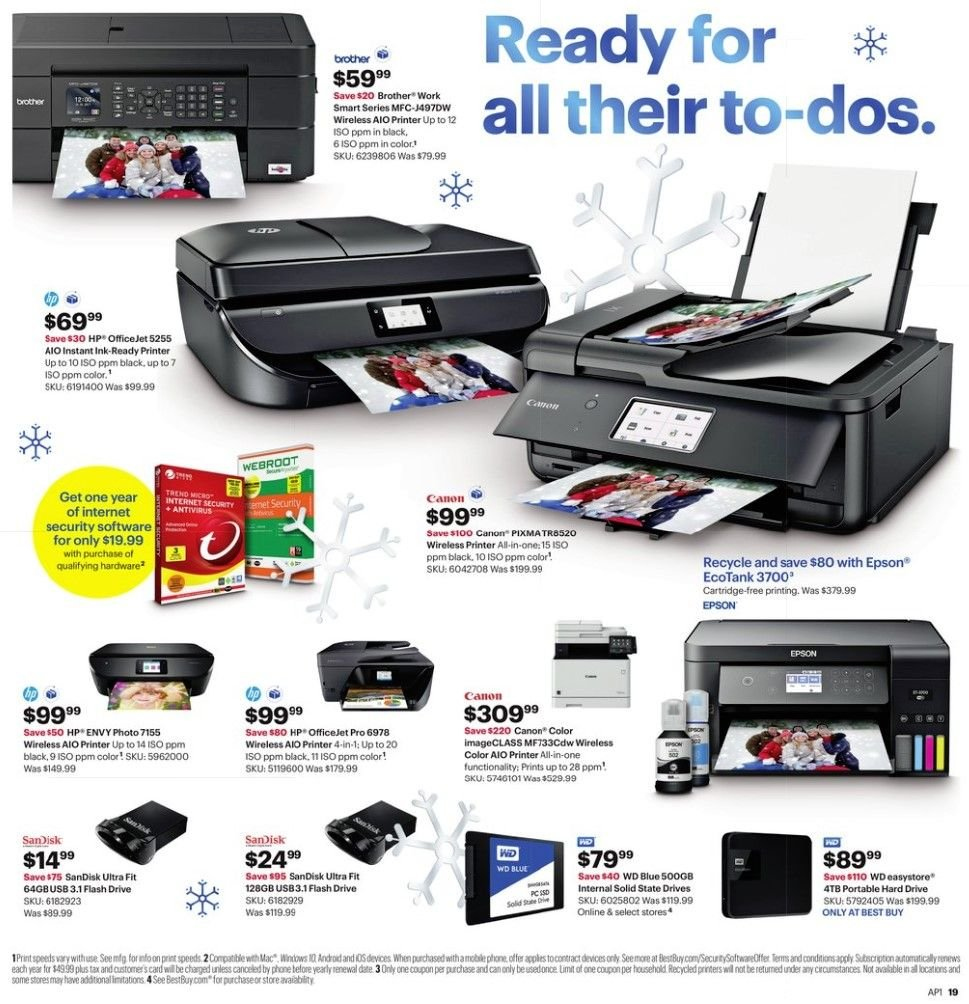 Best Buy Flyer 12 23 2018 12 29 2018 Page 19 Weekly Ads