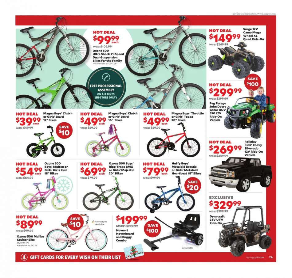 Academy Sports flyer 12 23 2018 - 12 24 2018 | Weekly-ads us