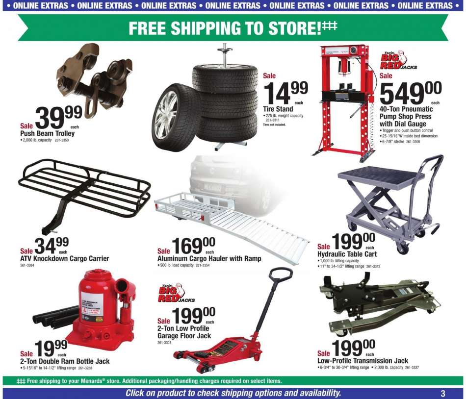 Menards flyer 12 16 2018 - 12 24 2018 | Weekly-ads us