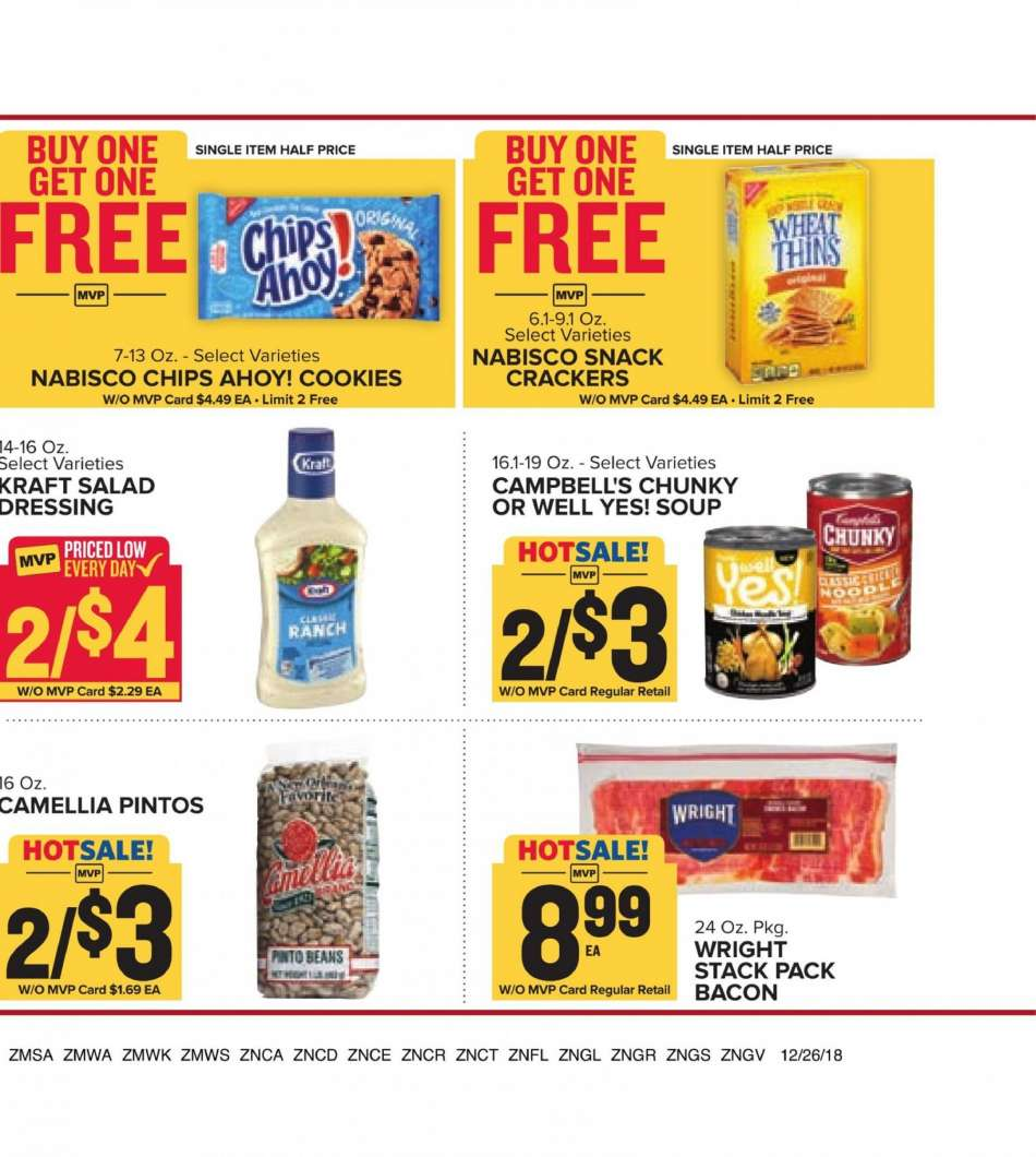 Current Food Lion Flyer 12262018 01012019 Weekly Adsus