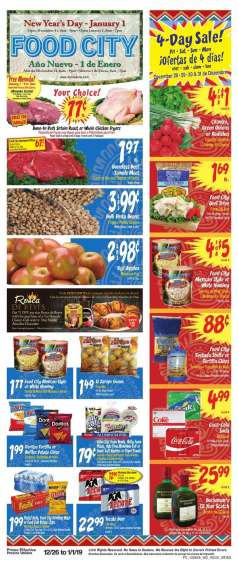Food City East Wenatchee Current Flyers Weekly Adsus