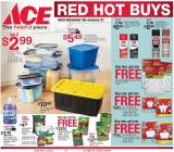 Ace Hardware Flyer - 12.26.2018 - 01.31.2019 - Sales products - air filter, animal food, bird food, bulb, led bulb, spray, storage, suet, pan, tote, feeder, seed.