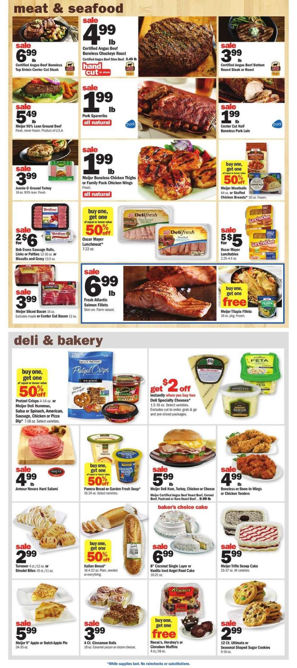 Current Meijer Flyer 12 30 2018 01 05 2019 Weekly Ads Us