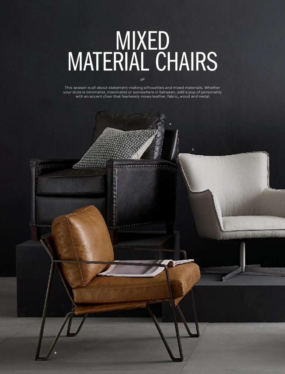 Awesome Pottery Barn Flyer 01 01 2019 01 31 2019 Weekly Ads Us Short Links Chair Design For Home Short Linksinfo