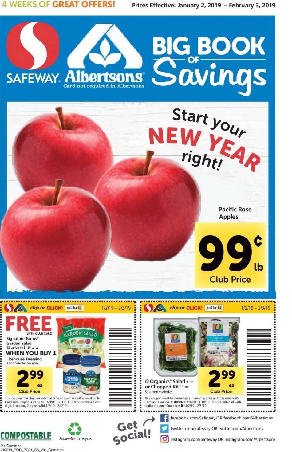 albertsons coupon policy texas 2019