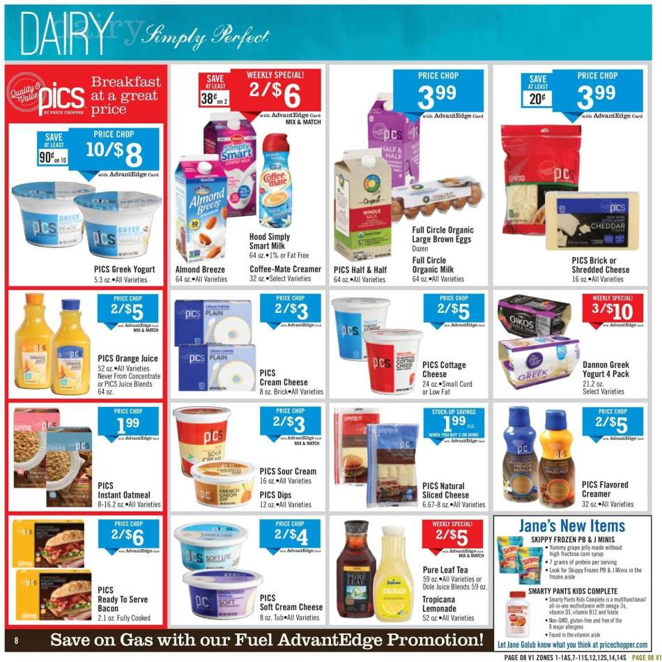 Price Chopper Flyer - 01.06.2019 - 01.12.2019 - Sales products - b12