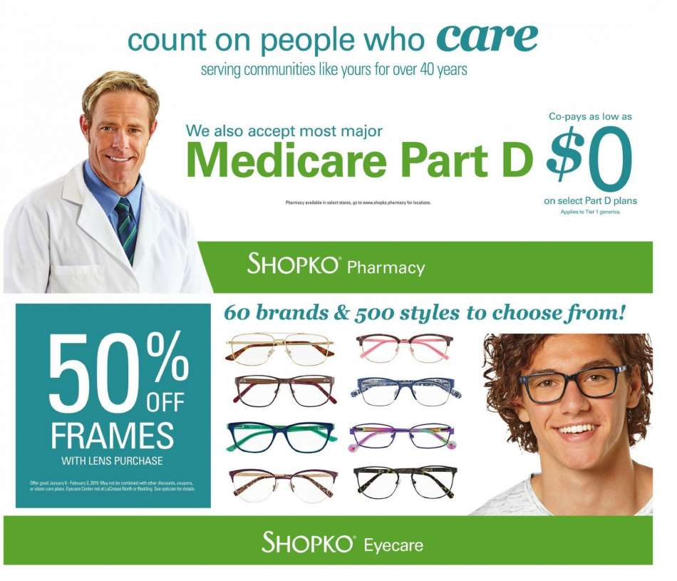 0126e30a7d86f Shopko Flyer - 01.06.2019 - 01.12.2019 - Sales products - frame