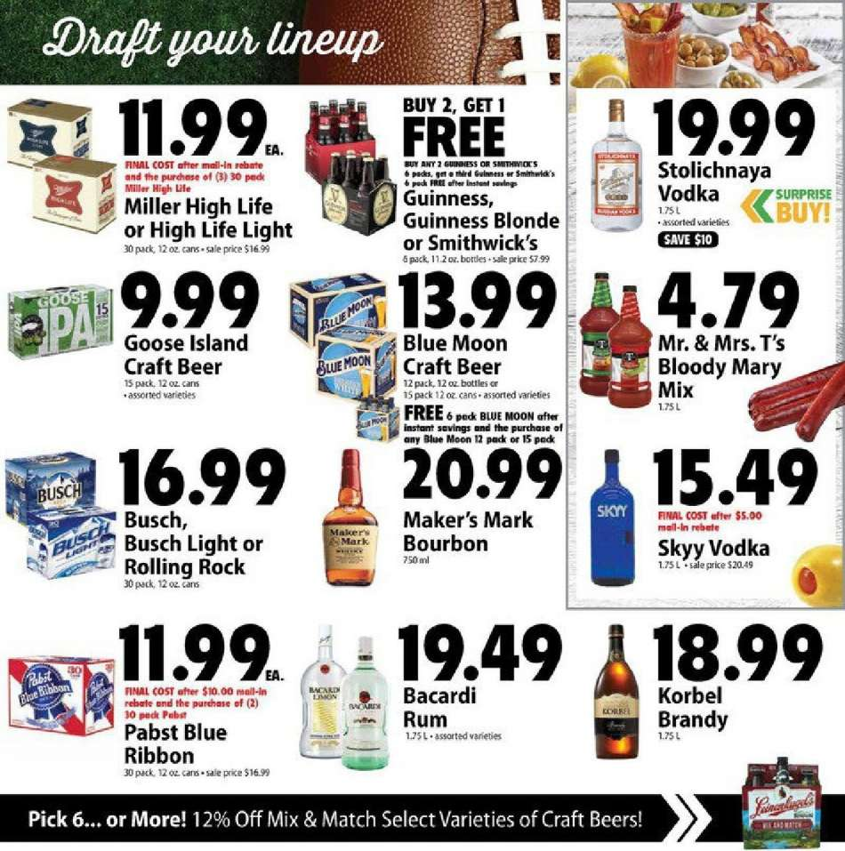 Festival Foods flyer 01 09 2019 - 01 15 2019 | Weekly-ads us