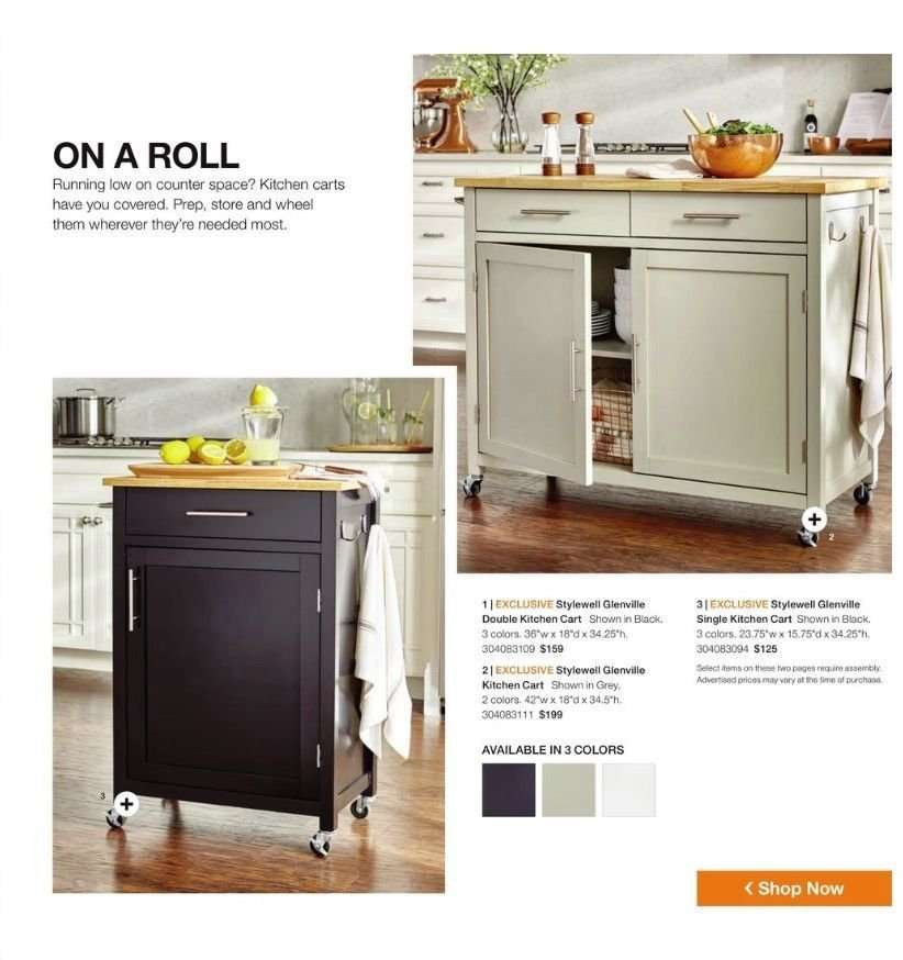 The Home Depot flyer 12.31.2018 - 03.31.2019   Weekly-ads.us