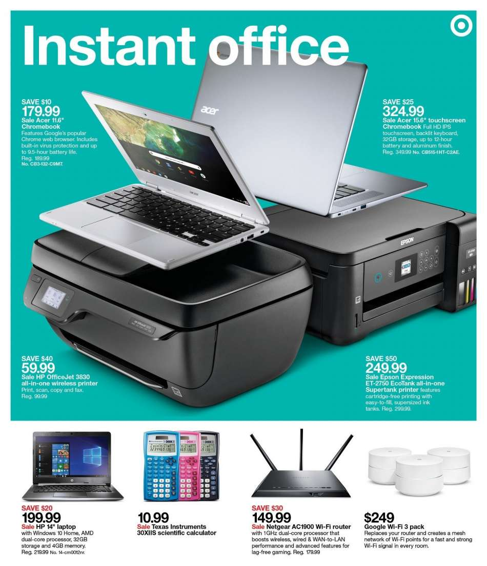 Target flyer 01 13 2019 - 01 19 2019 | Weekly-ads us