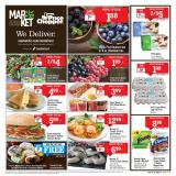 Price Chopper Flyer - 01.13.2019 - 01.19.2019 - Sales products - american cheese, bacon, bath, blackberries, blueberries, butter, butterball, cookies, crème, eggs, frozen, fuel, grapes, mint, scallops, seedless grapes, shrimp, towel, chicken, chicken breast, oven, chocolate, cheese, paper, salad, strawberry, bounty.