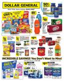 Dollar General Flyer - 01.13.2019 - 01.19.2019 - Sales products - apple juice, apple, bath, bath tissue, bowl, campbell's, canada dry, carrots, coffee, corn, cream, lysol, spray, toilet, towel, wipes, philadelphia, protein, paper towel, chips, juice, paper, soup, mixed vegetables, vegetable, pepper, donuts, fanta, salt, lay's, quilted northern.
