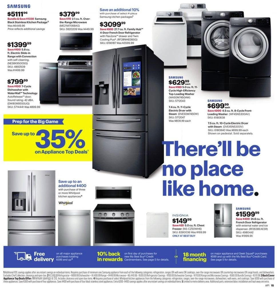 Best Buy Flyer 01 13 2019 01 19 2019 Page 15 Weekly Ads