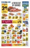 Food Lion Flyer - 01.16.2019 - 01.22.2019 - Sales products - bag, bath, bath tissue, box, coffee, cookies, crackers, muffins, mustard, rice, shredded cheese, shrimp, top, towel, turkey, yogurt, ketchup, pita, pork meat, potatoes, chicken, paper towel, oreo, chips, cheese, paper, snack, donuts, pasta, bounty.