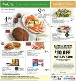 Publix Flyer - 01.17.2019 - 01.23.2019 - Sales products - bag, baguette, beef meat, beer, box, budweiser, frozen, moist, red onions, ring, sausage, top, head, kitchen, pizza, provolone, chicken, parmesan, pecans, onion, chicken sausage, steak, cheese, bud light, sweet, sauce.
