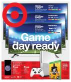 Target Flyer - 01.20.2019 - 01.26.2019 - Sales products - bundle, galaxy, roku, roku tv, samsung, uhd tv, vizio, xbox one, game, ps4.