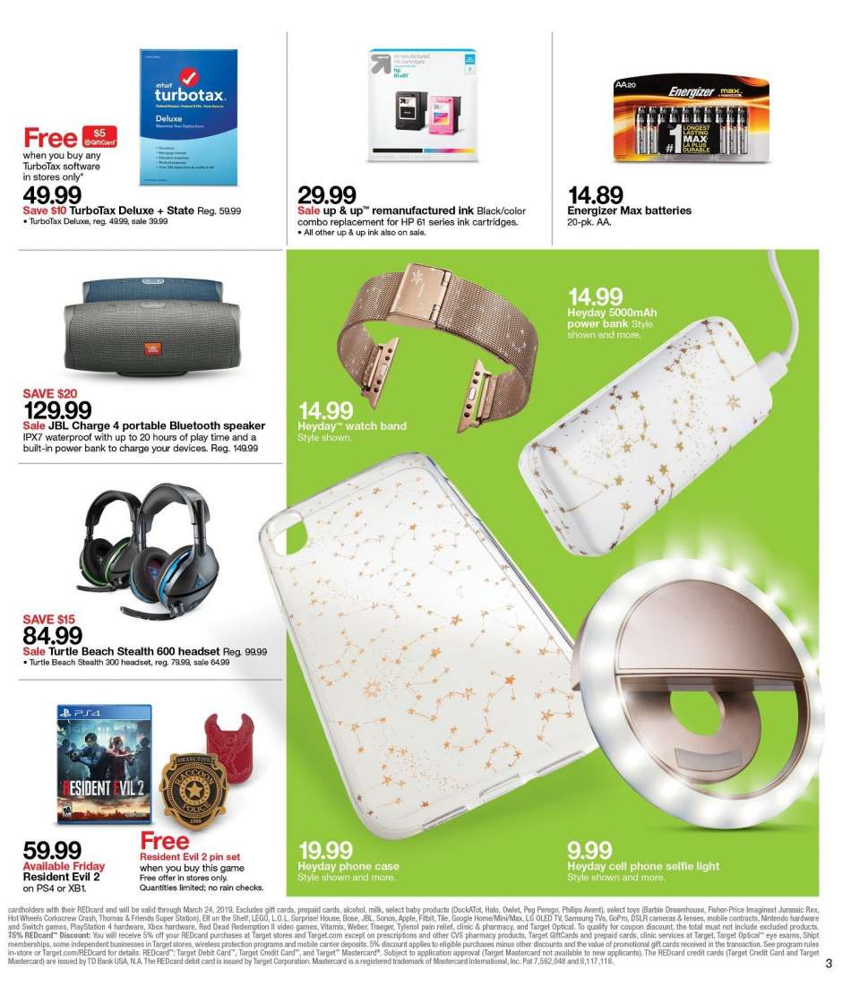 Target flyer 01 20 2019 - 01 26 2019 | Weekly-ads us