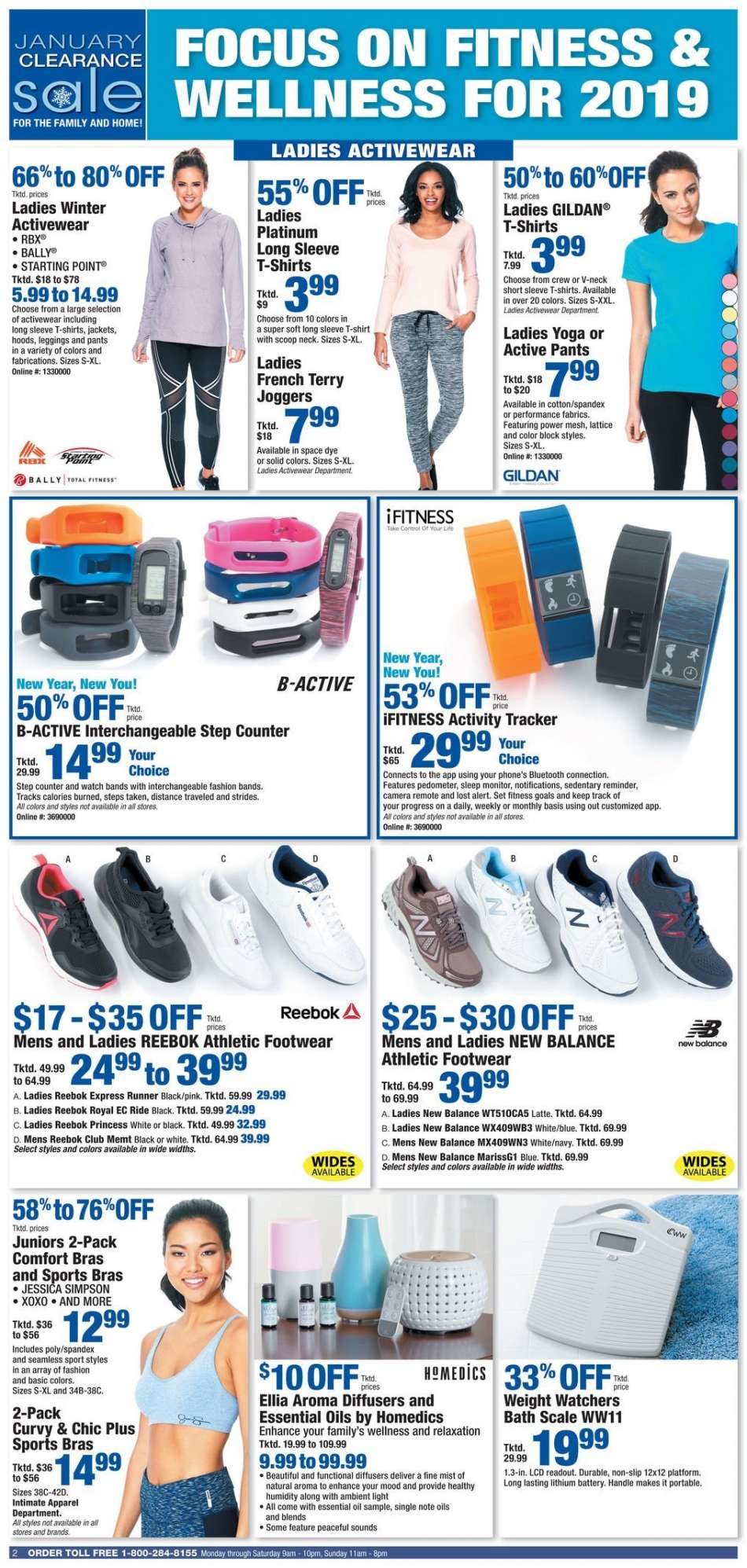 0438ec915baef Boscov's weekly ad / circular 01.27.2019 - 02.03.2019 - NO LONGER VALID