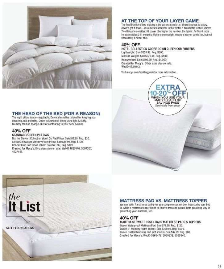 Current Macy S Flyer 01 30 2019 02 18 2019 Weekly Ads Us