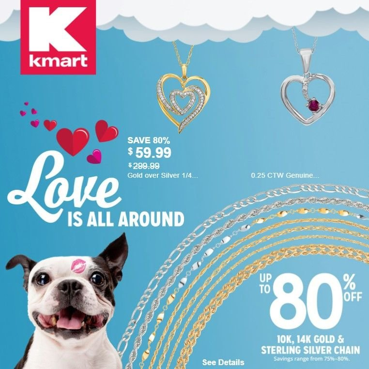 Kmart Flyer  - 02.03.2019 - 02.16.2019. Page 1.