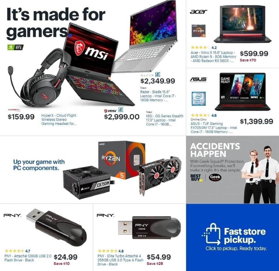 Best Buy flyer 02 03 2019 - 02 09 2019 | Weekly-ads us