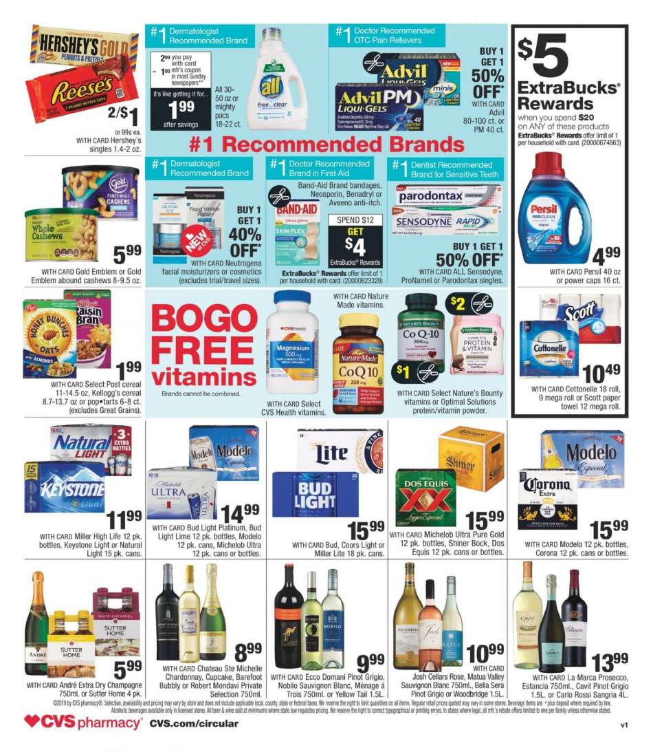CVS Pharmacy flyer 02 03 2019 - 02 09 2019 | Weekly-ads us