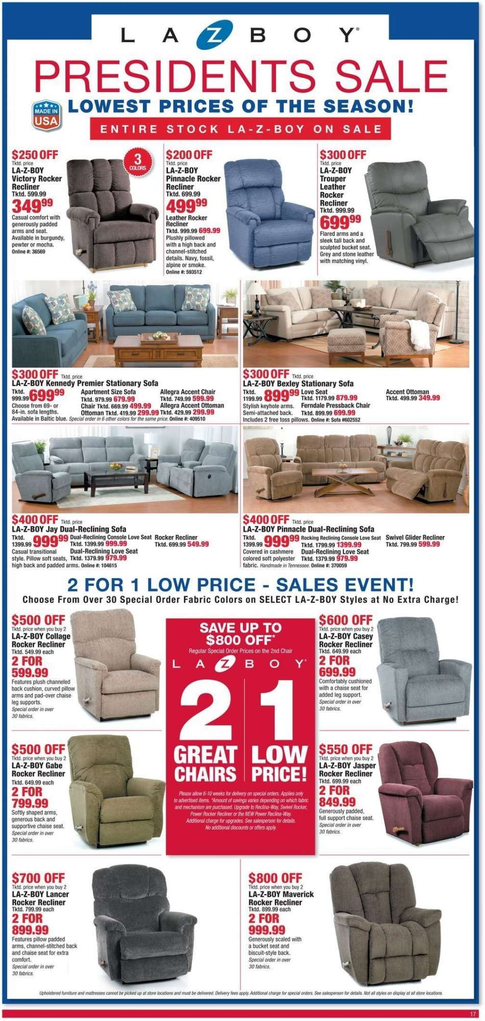 Awesome Boscovs Flyer 02 03 2019 02 10 2019 Weekly Ads Us Evergreenethics Interior Chair Design Evergreenethicsorg