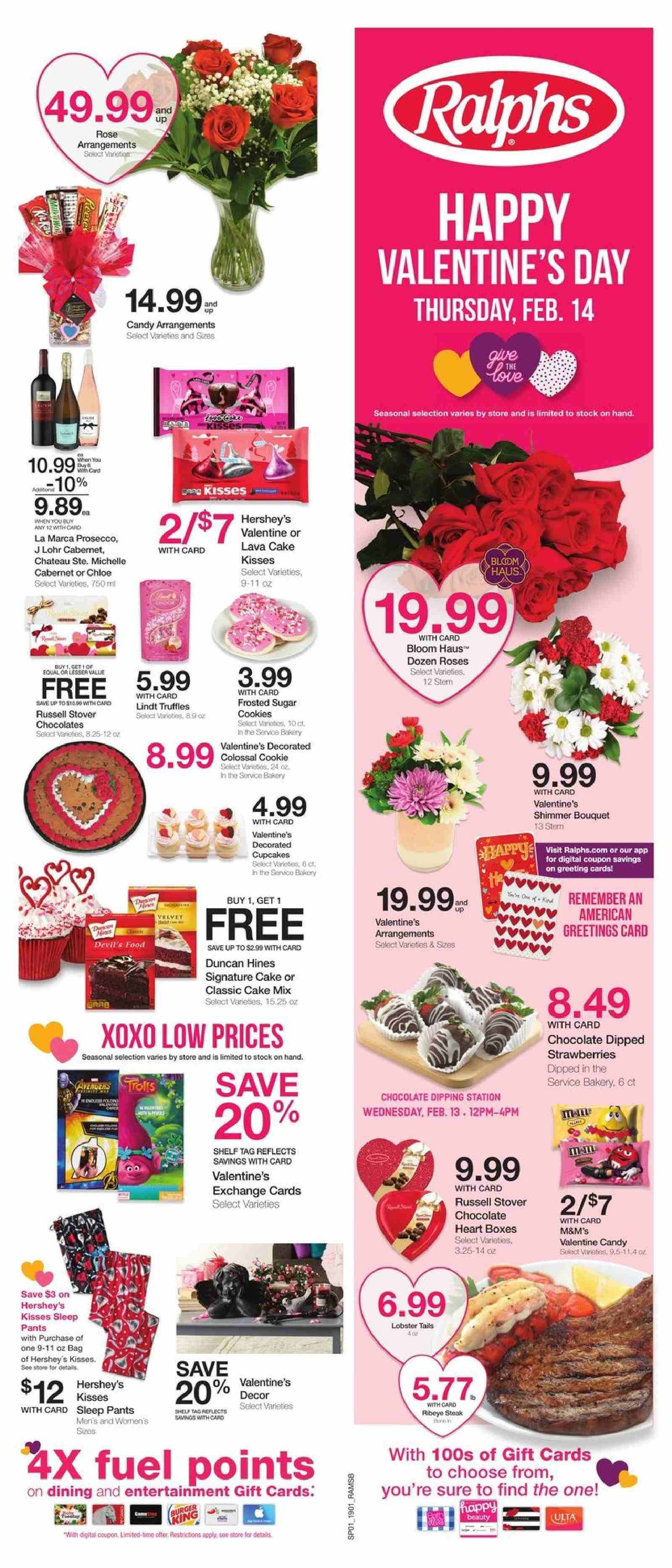 Ralphs Flyer  - 02.06.2019 - 02.12.2019. Page 2.