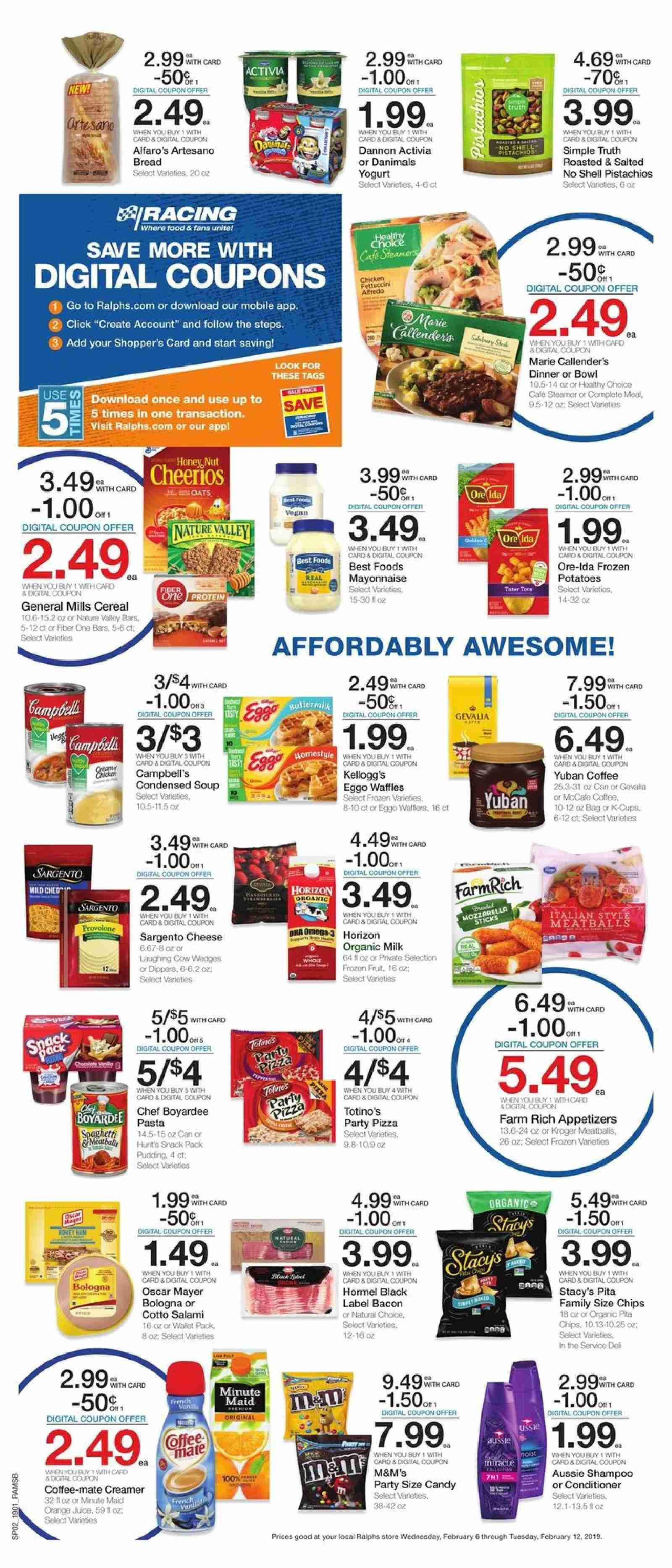Ralphs Flyer  - 02.06.2019 - 02.12.2019. Page 3.