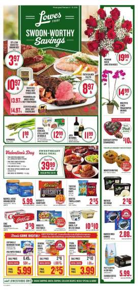 Lowes Foods Flyers Ads And Coupons Weekly Ads