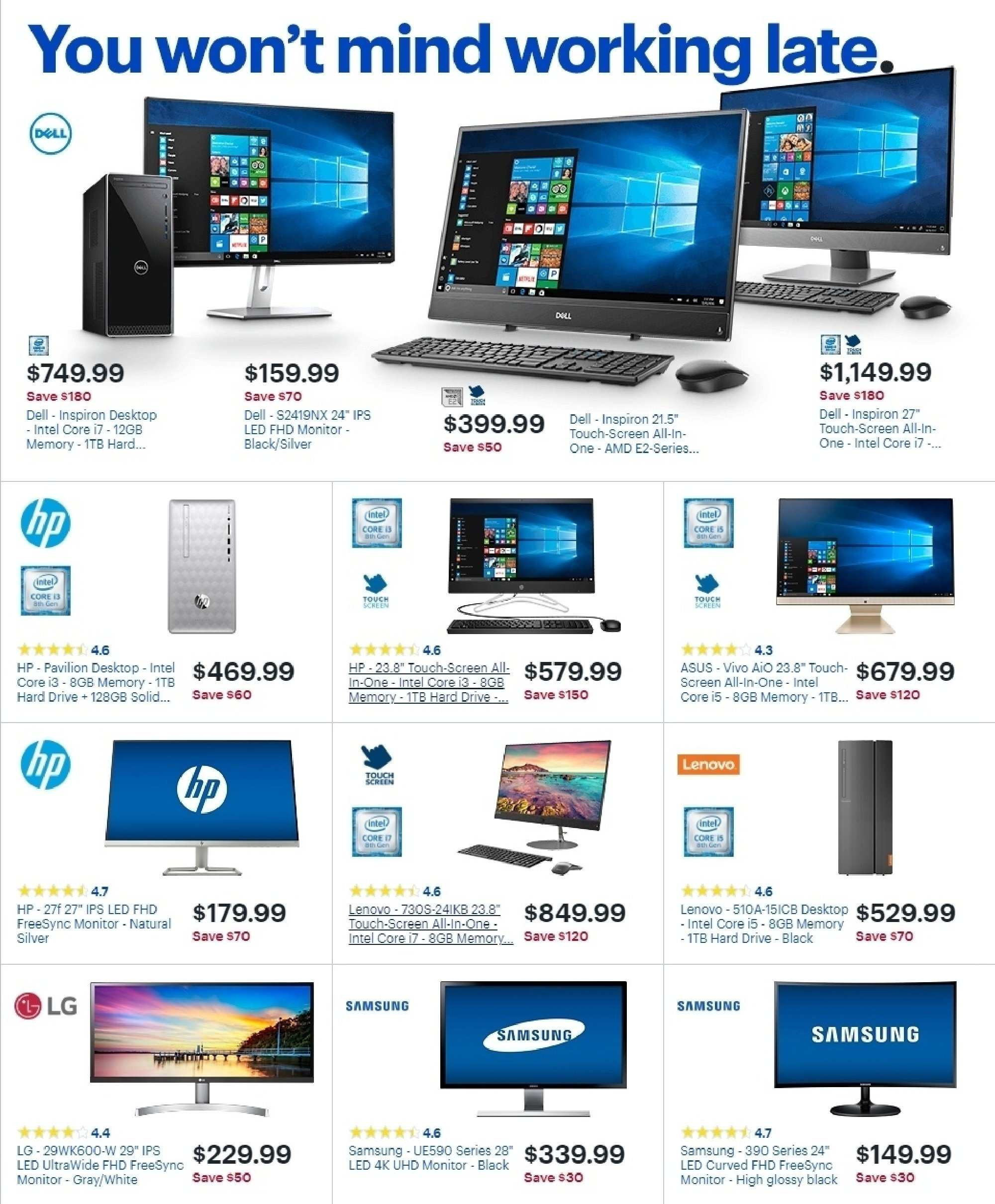 Best Buy Flyer 02 10 2019 02 16 2019 Page 10 Weekly Ads