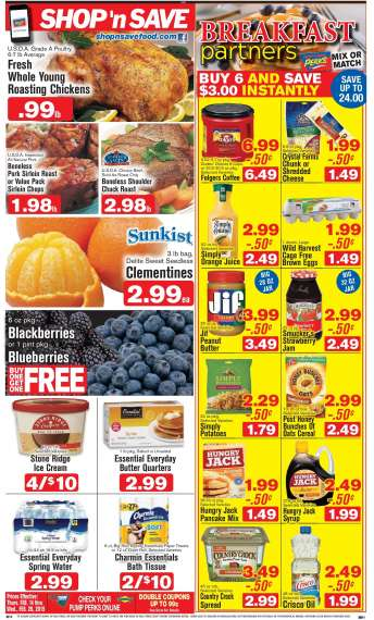 Shop N Save Pittsburgh Flyers Ads And Coupons Weekly Adsus