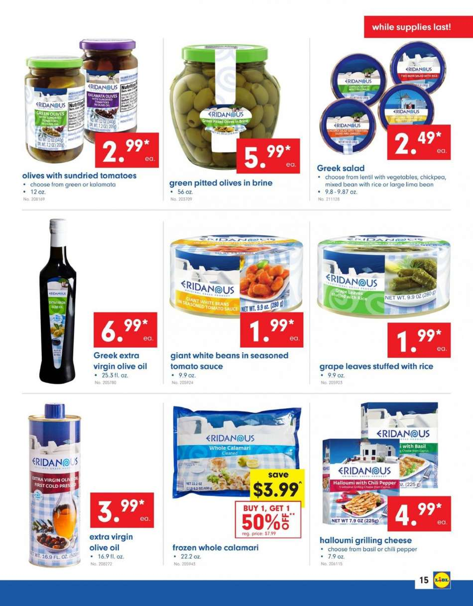 Current Lidl Flyer 02132019 02192019 Weekly Adsus
