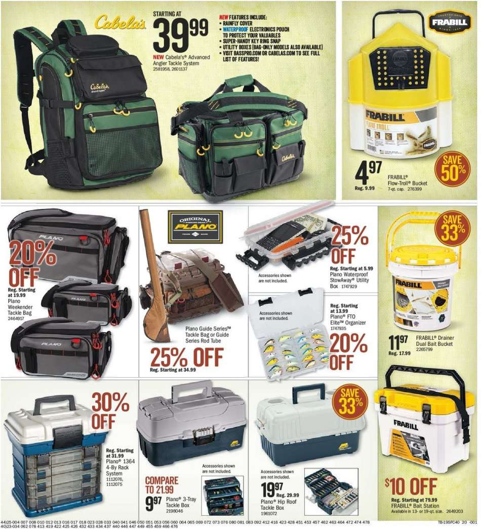 Bass Pro Shops flyer 02 15 2019 - 03 03 2019 | Weekly-ads us