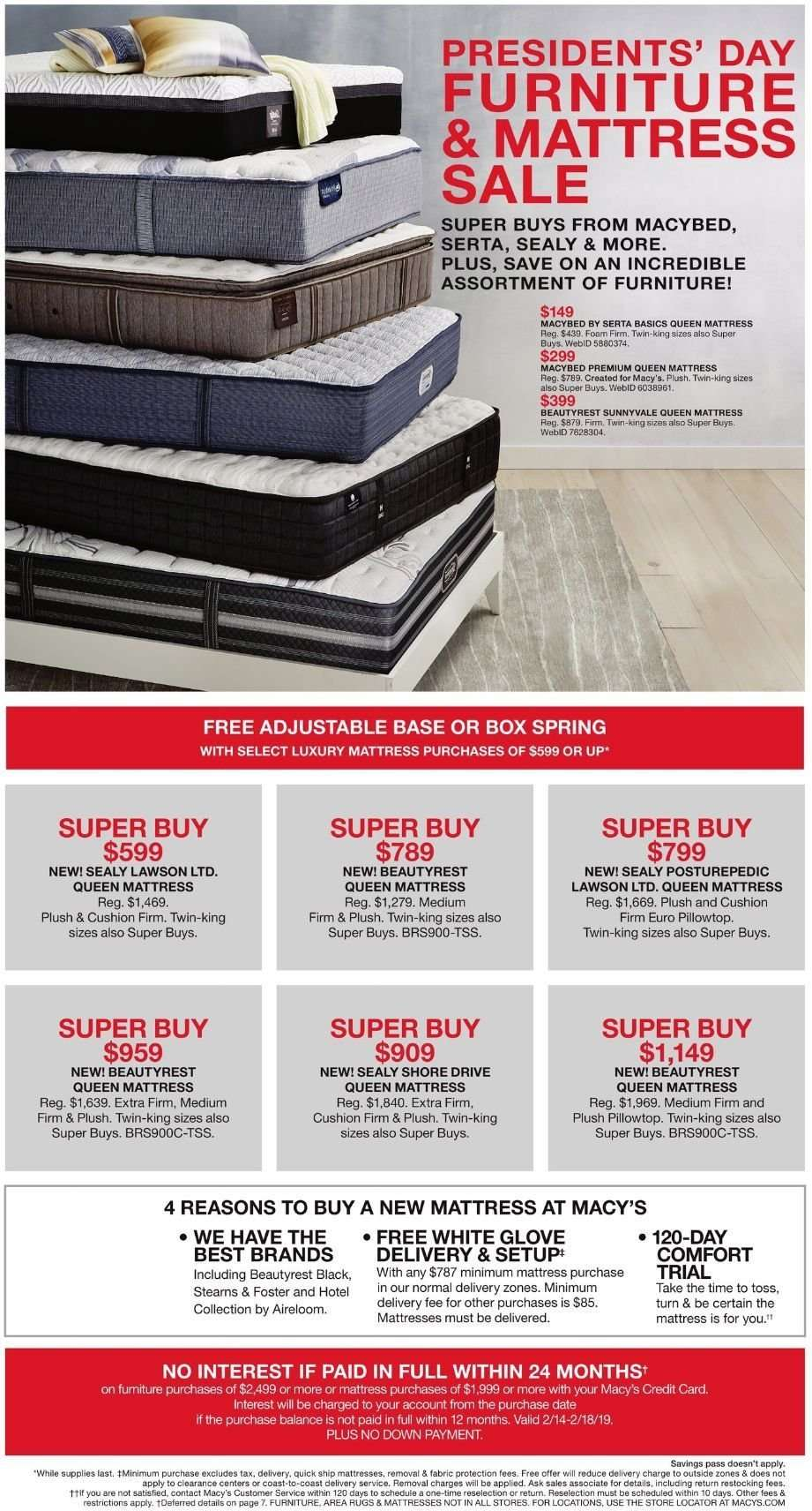 Current Macy's flyer 02.15.2019   02.18.2019 | Weekly ads.us