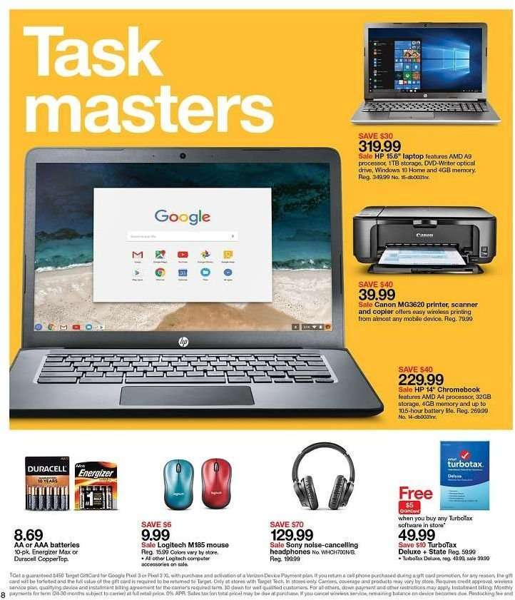 Target flyer 02 24 2019 - 03 02 2019 | Weekly-ads us