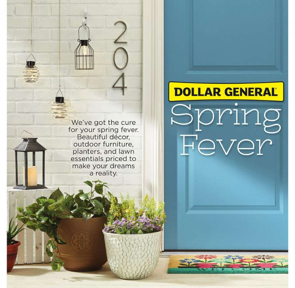 Dollar General Flyer 02 24 2019 04 27 S Products Furniture