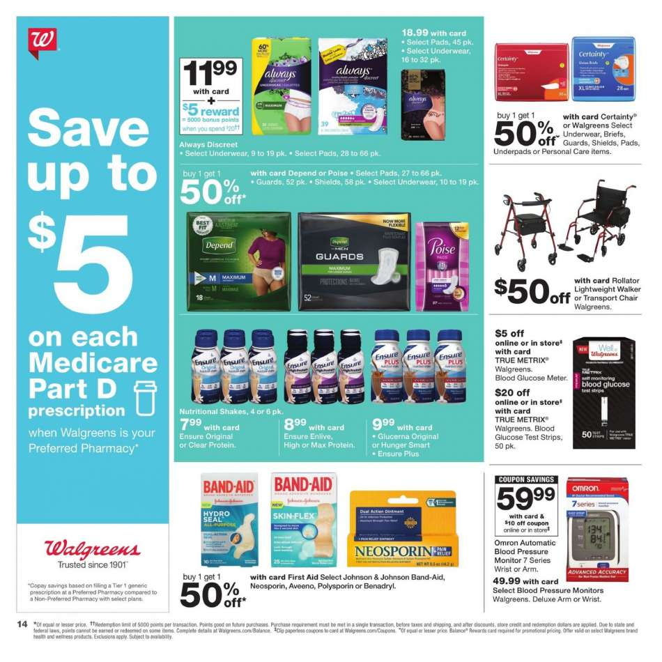 Walgreens flyer 02 24 2019 - 03 02 2019 | Weekly-ads us