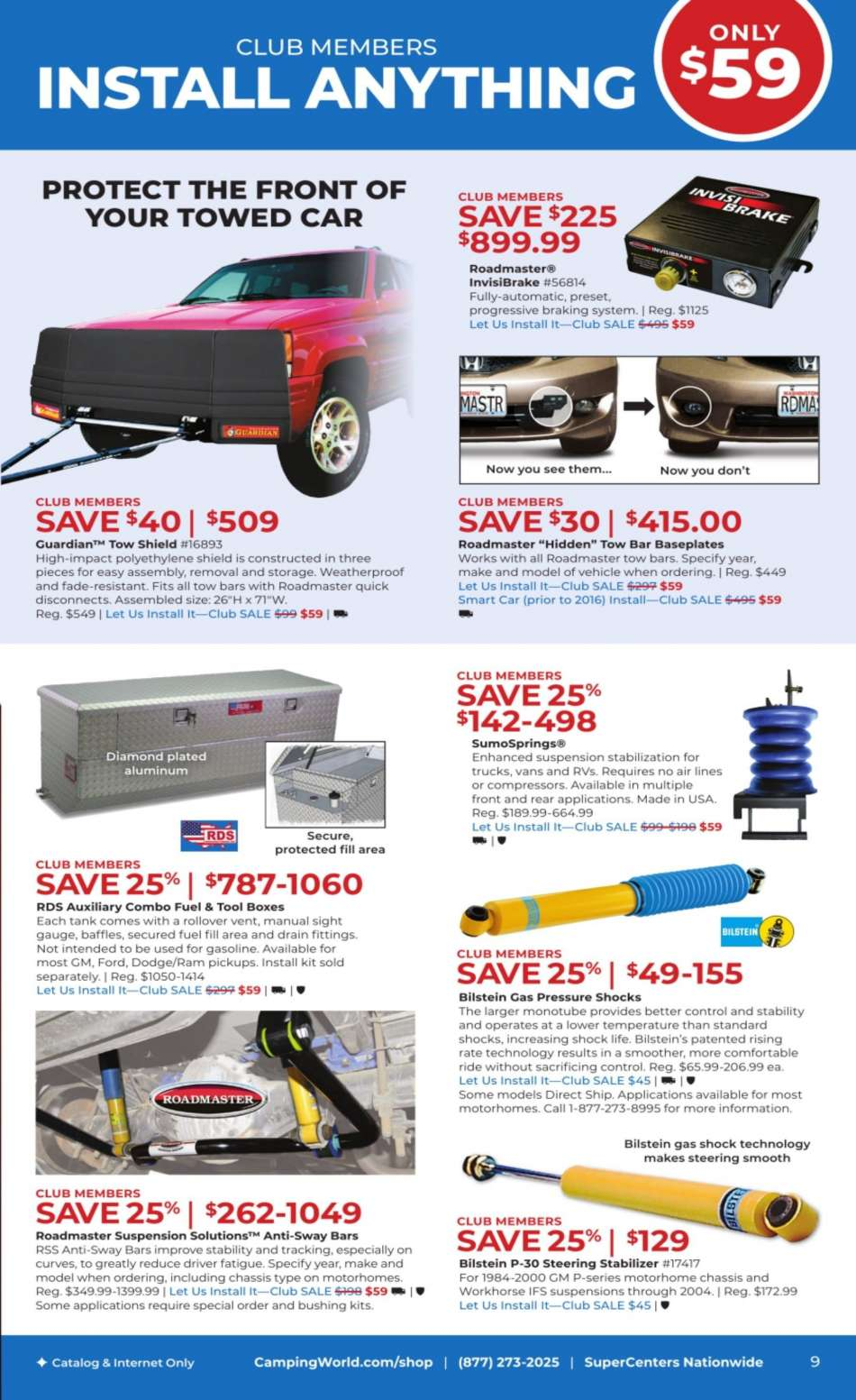 Camping World flyer 02 25 2019 - 03 17 2019 | Weekly-ads us